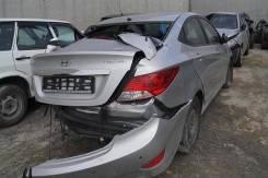Ноускат. Hyundai Accent Hyundai Solaris