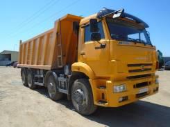 Камаз 65201. -43 8х4, 14 456 куб. см., 30 000 кг.