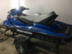 BRP Sea-Doo GTX. 215,00 л.с., Год: 2007 год