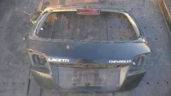 Дверь багажника. Chevrolet Lacetti, J200 Двигатель F14D3