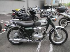 Kawasaki W800. 800куб. см., исправен, птс, без пробега