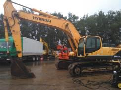 Hyundai R300LC-9S. Продам Экскаватор колесный Hyundai R300W-9S б/у (2014 г. в., 2 400 м. ч., 11 000 куб. см., 2,00куб. м.