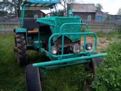 Самодельная модель. Продается самодельный трактор, 1 000 куб. см.