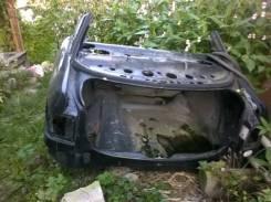 Порог пластиковый. Audi 80