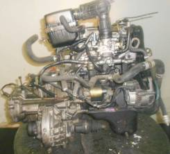 Двигатель в сборе. Suzuki: Alto, Every, Cara, Wagon R, Cappuccino, Jimny, Kei, Cervo, Carry Truck, Works Двигатель F6A