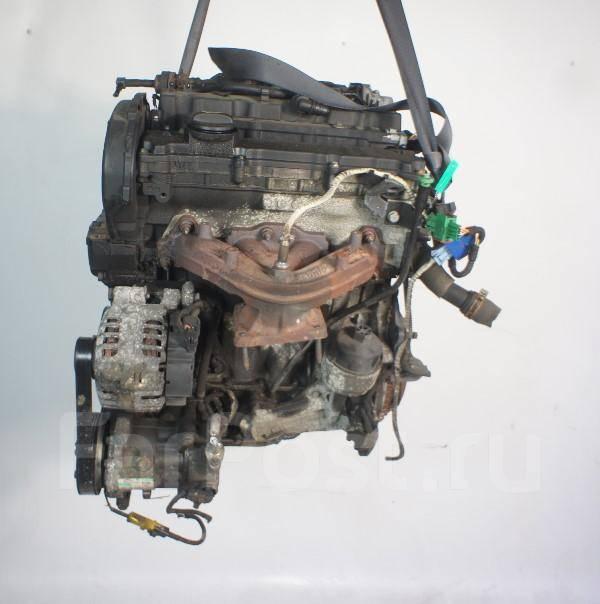 Двигатель в сборе. Peugeot 207, WA, WB, WC Двигатель ET3J4