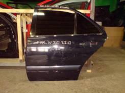Дверь Мерседес E240 W210 задняя левая