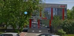 Отдельно стоящее здание 1117м2. Улица Авиамоторная 19, р-н Лефортово, 1 117 кв.м.