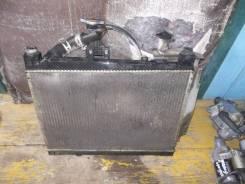 Радиатор охлаждения двигателя. Toyota Raum, NCA25, NCZ20, NCZ25 Двигатель 1NZFE