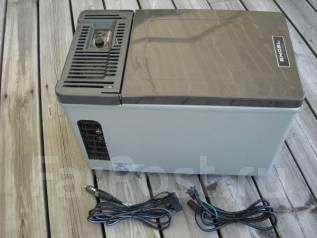 -18С! Лучший компрессорный холодильник морозильник 15 л Япония