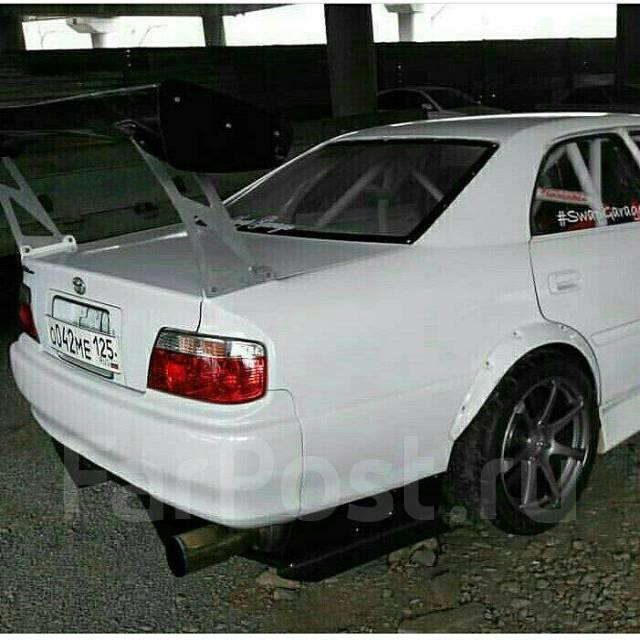 Toyota Chaser. GX1000050233, 1JZ051723