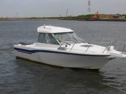 Yamaha FC-24. Год: 2000 год, двигатель подвесной, 140,00л.с., бензин