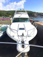Searay. Год: 1996 год, длина 12,50м., двигатель стационарный, 630,00л.с., дизель