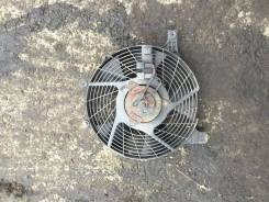 Вентилятор охлаждения радиатора. Mitsubishi Lancer Evolution, CT9A Двигатель 4G63T