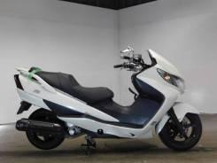 Suzuki Skywave 400. 400 куб. см., исправен, птс, без пробега