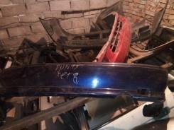 Бампер задний на Nissan Pulsar FN15 хэтчбек