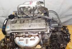 Двигатель в сборе. Toyota: Sprinter, Corsa, Sprinter Carib, Corolla II, Corolla, Tercel, Cynos, Starlet Двигатель 4EFE. Под заказ