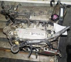 Продам двигатель, Toyota 4E-FE коса+комп
