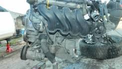 Двигатель в сборе. Toyota: WiLL Cypha, bB, Platz, Raum, Funcargo, Allion, Vitz, Sienta, Probox, Porte, Premio, Succeed, ist Двигатель 1NZFE