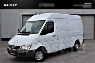Mercedes-Benz Sprinter. Mercedes-Benz, 2 200 куб. см., 1 500 кг.