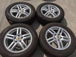 215/60 R16 Pirelli Ice Control литые диски 5х114.3 (К9-1620)