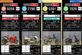 Покупка мотоциклов с японских аукционов! Мы знаем об аукционах все!