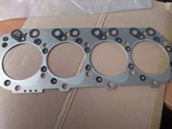 Прокладка головки блока цилиндров. Isuzu Bighorn Двигатель 4JG2