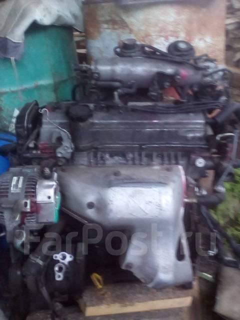Двигатель в сборе. Toyota Gaia Toyota Nadia Toyota Ipsum Двигатель 3SFE