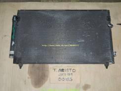Радиатор кондиционера. Toyota Aristo, JZS161, JZS160