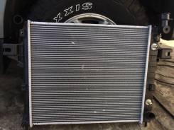 Радиатор охлаждения двигателя. Jeep Grand Cherokee, WJ