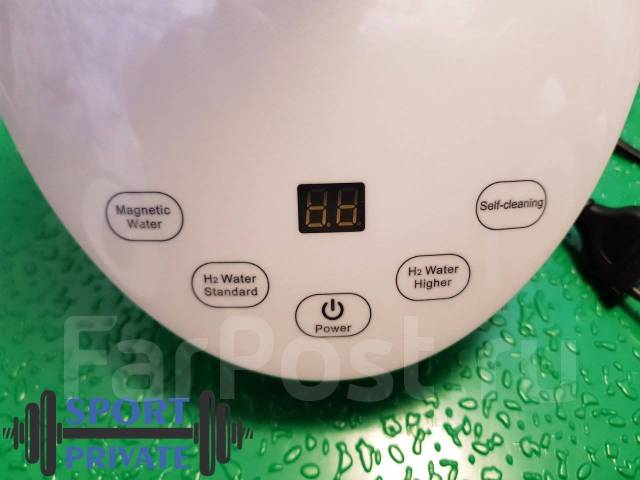 Минерализаторы и озонаторы воды.