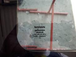 Стекло боковое. Nissan Vanette Nissan NV200