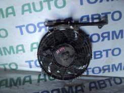 Вентилятор радиатора кондиционера. Toyota Corolla, AE110