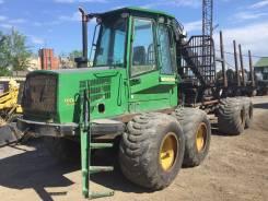 John Deere. Продается форвардер 1110D, 11 000 кг.