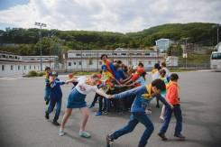 """Командообразование """"Команда-класс"""", выездные тренинги для детей"""