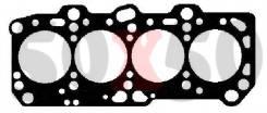 Прокладка ГБЦ металлическая 10110120 Ajusa (гарантия 1 год!!!) MITSUBISHI-PROTON # 1992-> # 4D68,4D68T.. # 1998 cc DIESEL