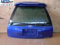 Дверь багажника. Toyota Sprinter Carib, AE111G, AE114G, AE115G