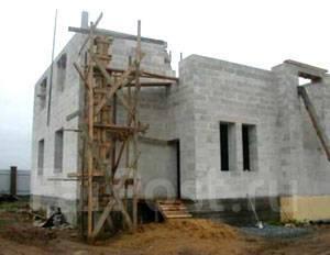 Строительство из шлакоблоков, Строительство из газобетона,