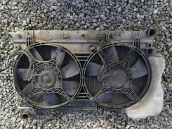Радиатор охлаждения двигателя. Subaru Forester, SG5 Двигатели: EJ205, EJ204, EJ20, EJ201, EJ203, EJ202