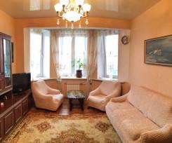 3-комнатная, ул.Тимирязева. Гагарина, агентство, 69 кв.м. Интерьер