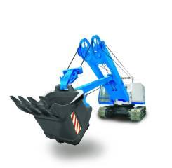 Донэкс ЭО-4112А. Продается экскаватор с прямой лопатой, 0,75куб. м. Под заказ