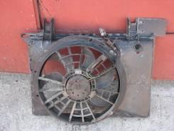 Вентилятор охлаждения радиатора. Volvo 850