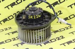 Мотор печки. Mazda Bongo, SK22T, SK82M, SK82T, SKP2L, SKF2T, SKP2M, SK82V, SKF2V, SKF2L, SKP2V, SKF2M, SKP2T, SK22L, SK82L, SK22M, SK22V Nissan Vanett...