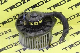Мотор печки. Mitsubishi Delica, SK22L, SK22M, SK22T, SK22V, SK82M, SK82L, SK82V, SK82T, SKF2M, SKF2L, SKF2T, SKF2V, SK22LM, SK22MM, SK22TM, SK22VM, SK...