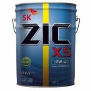 ZIC. 10W-40, полусинтетическое, 20,00л.
