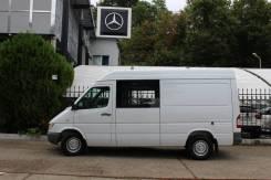 Mercedes-Benz Sprinter 311 CDI. Mercedes-Benz Sprinter Classic, 2 148 куб. см., 7 мест