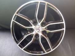 NZ Wheels SH656. 6.0x15, 5x114.30, ET43, ЦО 66,1 мм.