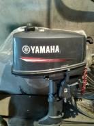Yamaha. 4,00л.с., 2-тактный, бензиновый, нога S (381 мм), Год: 2014 год