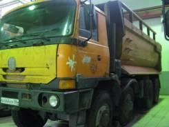 Tatra. Автомобиль -815-270S8T 8X8.2R, 12 700 куб. см., 28 000 кг.