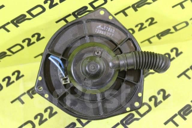 Мотор печки. Nissan: Presea, Pulsar, Avenir, Sunny California, Wingroad, AD, Rasheen, Lucino Двигатели: GA15DE, SR18DE, SR18DI, SR20D, GA15DS, SR20DE...